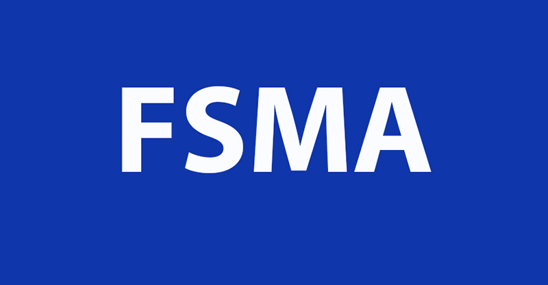FSMA, Food Safety Tech, FDA
