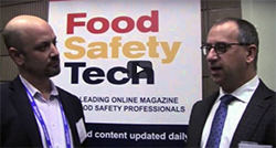 Rick Biros and Caludio Bauza, Food Labs conference