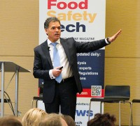 Frank Yiannas, VP of Food Safety, Walmart