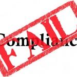 Compliance fail