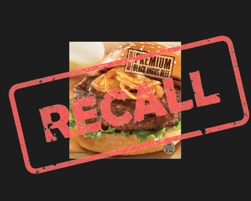 Huisken Meat, beef patty recall