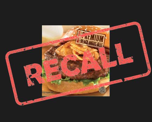 Huisken Meat, beef patty recall
