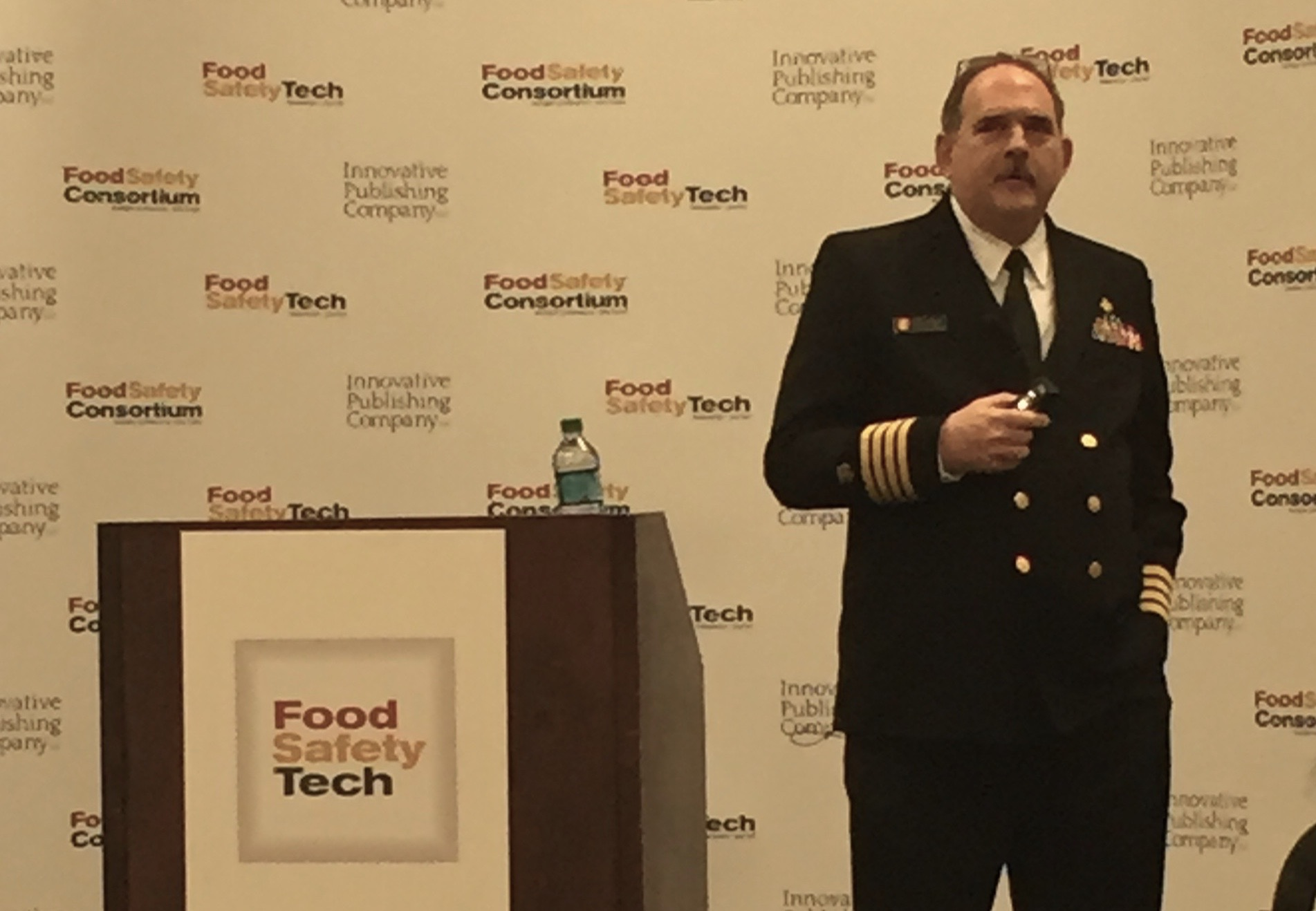 Palmer Orlandi, Food Labs Conference