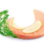 Salmon, genetic engineering