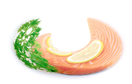 Salmon, genetic engineering