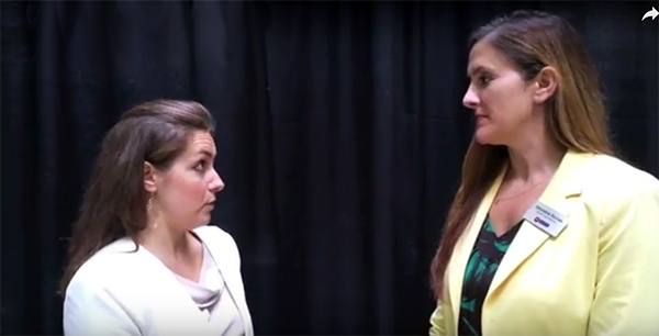 Maria Fontanazza, Food Safety Tech and Christina Romas, Repositrak