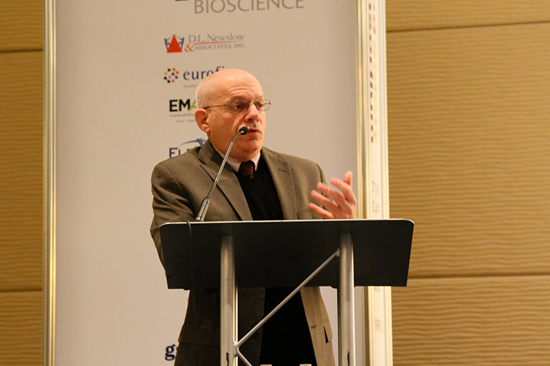 Stephen Ostroff, 2016 Food Safety Consortium