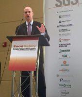 Scott Mahloch, FBI, Food Safety Consortium