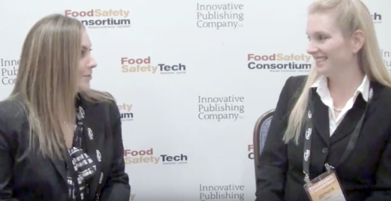 Maria Fontanazza, Zephyr Wilson, Food Safety Consortium