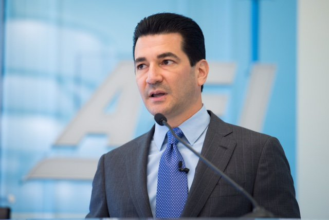 Scott Gottlieb, M.D., FDA