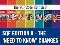 Eurofins - SQF Edition 8 - The Need to Know Changes