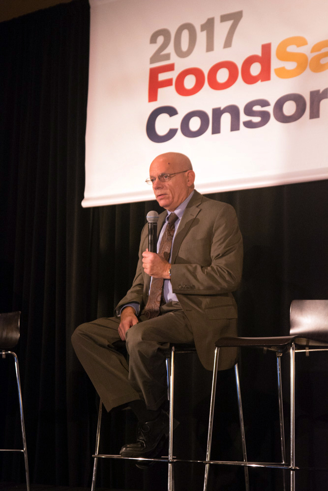 Stephen Ostroff, FDA