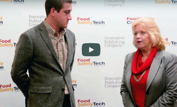 Aaron Biros, Trish Wester, Food Safety Consortium