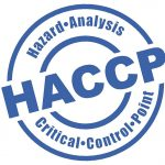 HACCP, hazard analysis and critical control points