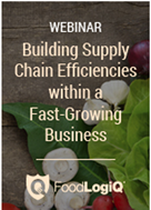 Building Supply Chain Efficiencies within a Fast-Growing Business