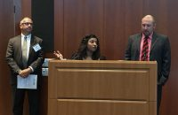 Rick Biros, Priya Rathnam, and Andrew Seaborn, 2018 Food Safety Supply Chain Conference