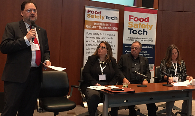 Blockchain, Food Safety Supply Chain Conference