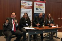 2018 Food Safety Supply Chain Conference, Blockchain