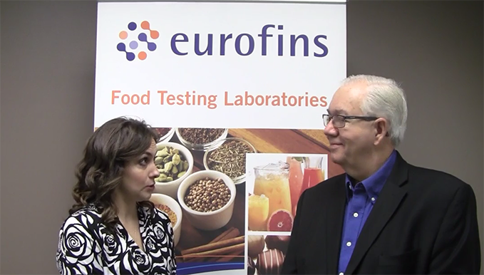 Maria Fontanazza, Douglas Marshall, Food Safety Consortium, Eurofins
