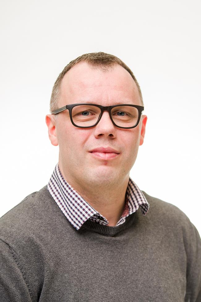 Gisli Herjolfsson, Controlant