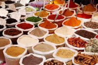 Spices, food fraud