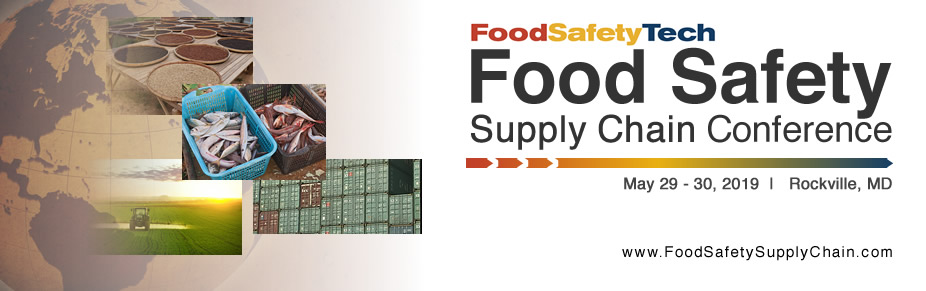 2019 Food Safety Supply Chain Conference