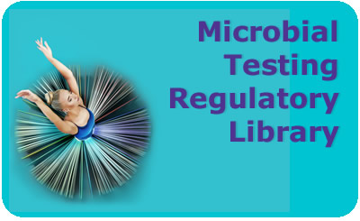 Microbial Testing Regulatory Library