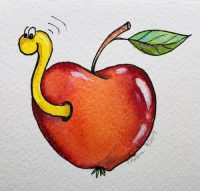 Food fraud, apple worm, Decernis