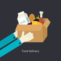 Home food delivery, food safety