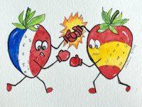Food fraud, Decernis, Strawberries