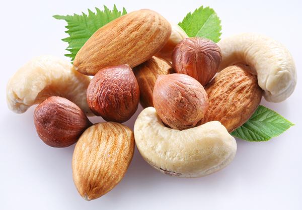 Nuts, tree nuts
