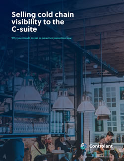 White Paper: Selling Cold Chain Visibility to the C-Suite