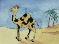Camel, cow, food fraud