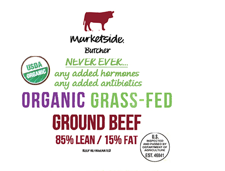 Marketside Ground Beef