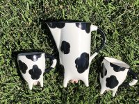 Cow, milk, adulteration