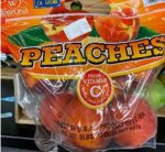 Wawona Bagged Peaches, ALDI