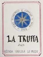 Wine label, food fraud