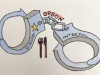 Opson handcuffs