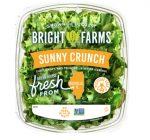 Bright Farms Salad Greens, Recall