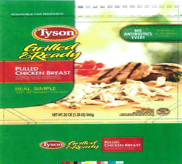 Tyson Foods, Chicken Recall, Listeria